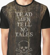 Pirates of the Carribean Quote Graphic T-Shirt
