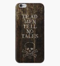 Pirates of the Carribean Quote iPhone Case