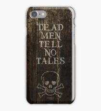 Pirates of the Carribean Quote iPhone Case/Skin