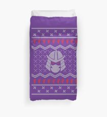 The Foot Clan Duvet Cover