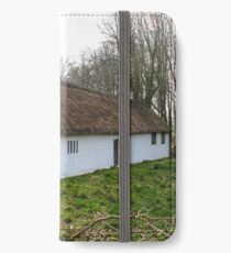 Ye Olde Thatched Cottage iPhone Wallet