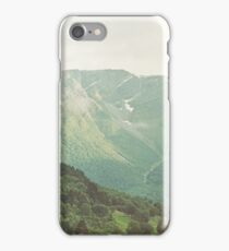 Mountain festival iPhone Case/Skin