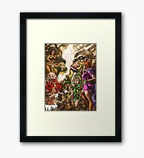 Dungeons & Dragons Framed Print