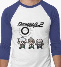 Camiseta ¾ bicolor para hombre Danganronpa 2