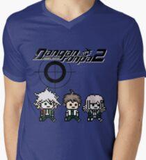 Danganronpa 2 Men's V-Neck T-Shirt