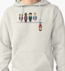 The Upside Down Pullover Hoodie