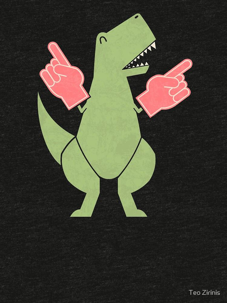 ¡Hurra! ¡Manos grandes! de theodorezirinis