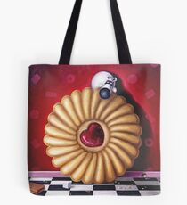 I'd Risk It For A Biscuit! Tote Bag
