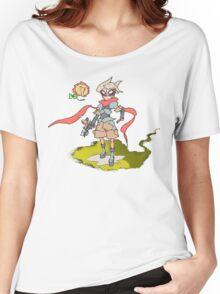 Boktai Django Women's Relaxed Fit T-Shirt