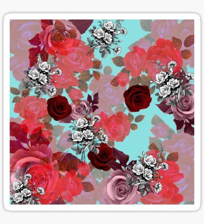 ROSEN'Rose #redbubble #giftoriginal Sticker