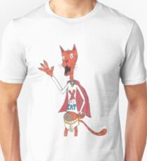 X-Ray Cat Unisex T-Shirt
