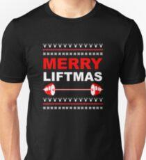 Merry Liftmas Unisex T-Shirt