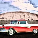 1957 Ford Ranchero 1st Generation by ChasSinklier