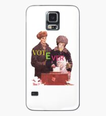 Vote November 8. Presidential Election. Humorous. Case/Skin for Samsung Galaxy
