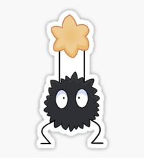 Spirited Away: Soot Sprite Sticker