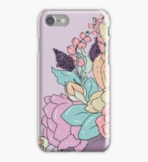 A Study In Rococo #1 iPhone Case/Skin