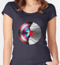 Buck Rogers Women's Fitted Scoop T-Shirt