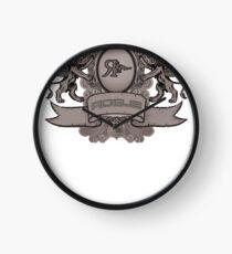 ROGUE HERALDRY Clock