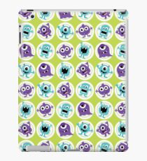 Funny Monsters iPad Case/Skin