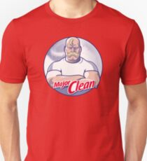 Major Clean Unisex T-Shirt