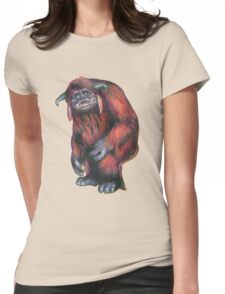 Labyrinth Ludo Womens Fitted T-Shirt