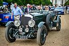 Chris Kingsbury's Bentley Speed Six driven by HRH Prince Michael of Kent by MarcW