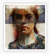 digital Annie Sticker