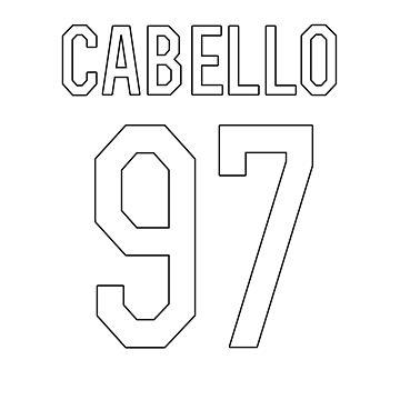 CABELLO 97 by oharaim-store