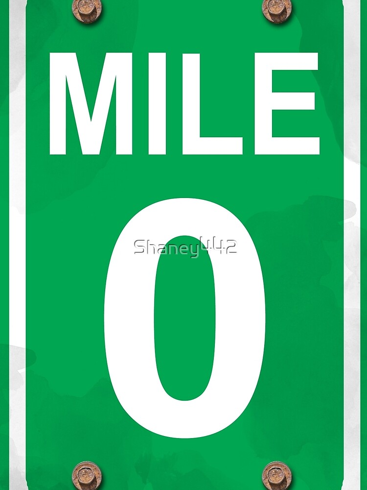 Mile Zero by Shaney442