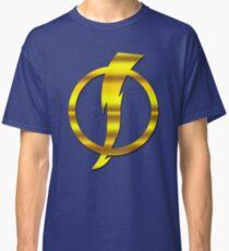 Static Shock Logo Classic T-Shirt