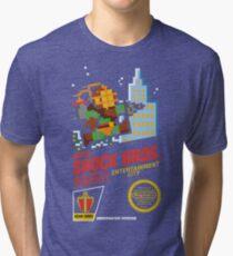 Super Shock Bros Tri-blend T-Shirt