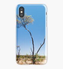 Mulga Struggling iPhone Case/Skin