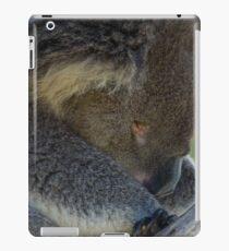 Sleeping koala iPad Case/Skin