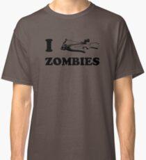 I Crossbow Zombies Classic T-Shirt