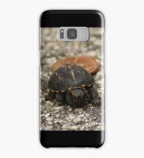 Tiny Baby Box Turtle Samsung Galaxy Case/Skin
