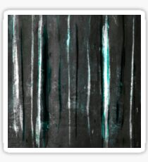 abstract  grey stripes Sticker