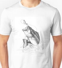 Bass Art Unisex T-Shirt
