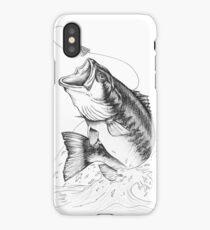 Bass Art iPhone Case
