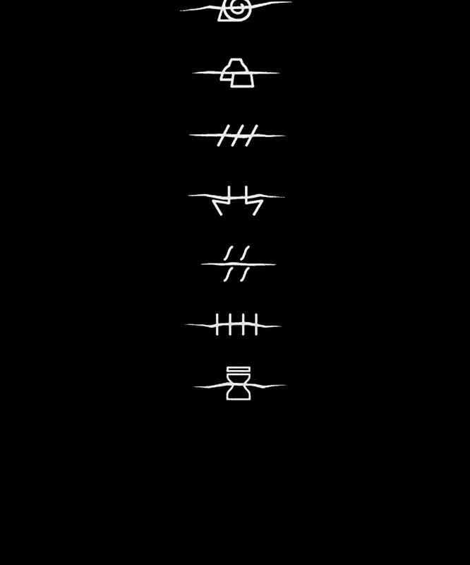 Shirt Anti Naruto Village Symbols