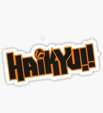 Haikyuu!! Sticker