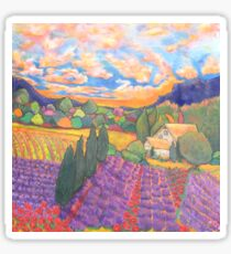 Herbes De Provence Sticker