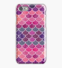 Watercolor Lovely Pattern XV iPhone Case/Skin