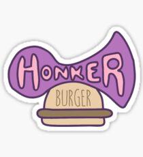 Honker Burger Sticker