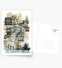 The Girl on Poppy Hill Postcards