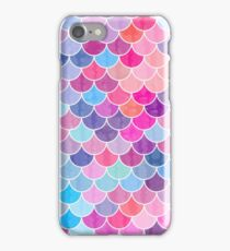 Watercolor Lovely Pattern XVI iPhone Case/Skin