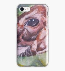 Endangered animal  iPhone Case/Skin