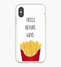 Fries before guys iPhone-Hülle & Cover