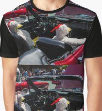 Free Range Chickens Graphic T-Shirt
