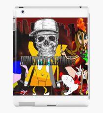 DC Cover iPad Case/Skin