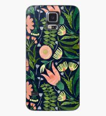 Floral Garden Case/Skin for Samsung Galaxy